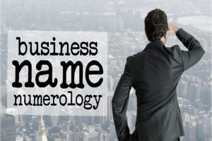 Business numerology